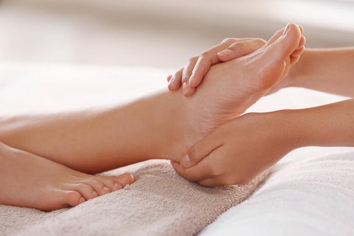 Foot Detox Massage
